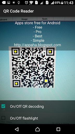 QR Code Scanning Easy screenshot 3