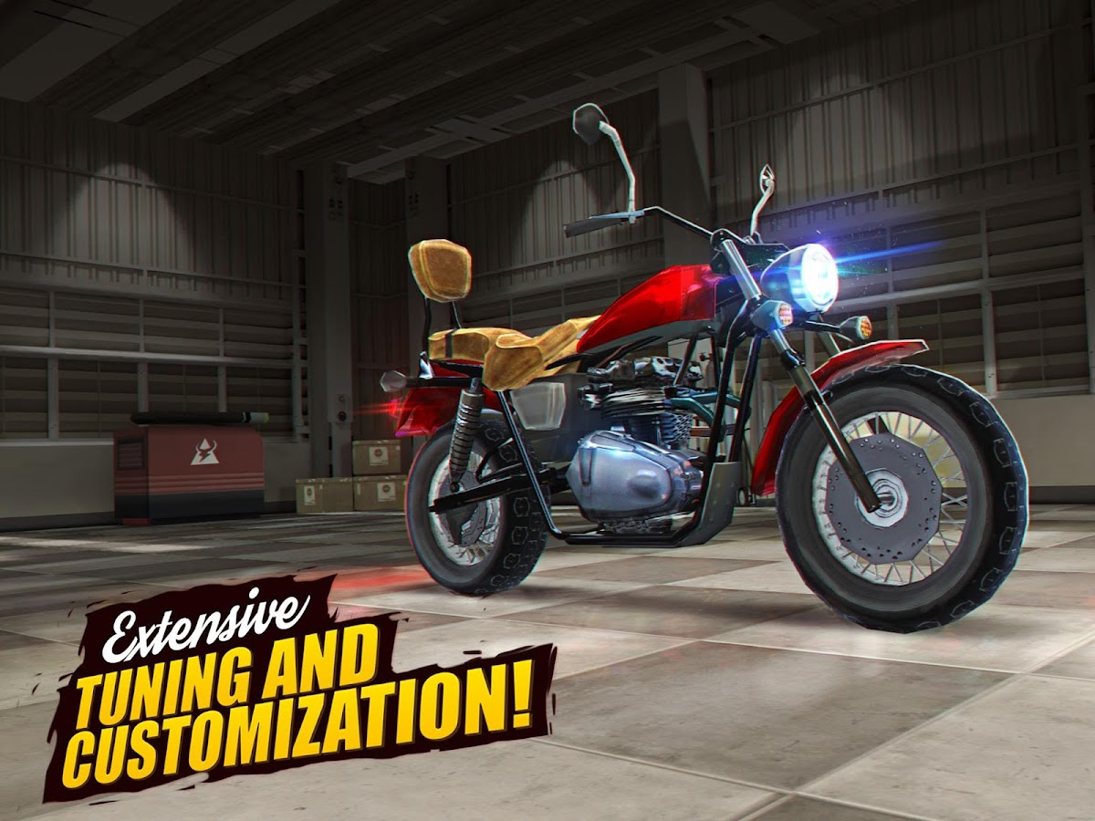 Top Bike: Racing & Moto Drag- screenshot