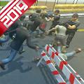 Zombies vs Humans - Battle Simulator