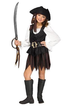 Piratklänning, Rustik