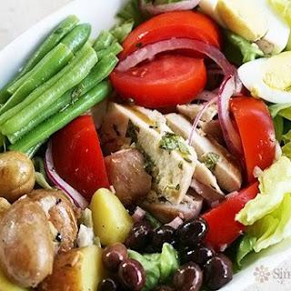 Nicoise Salad.