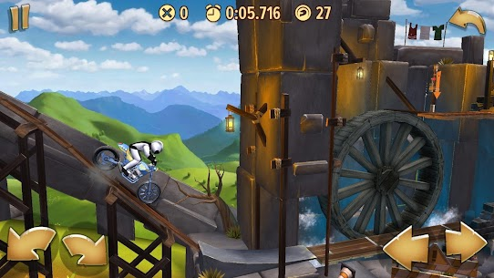 Trials Frontier MOD Apk (Unlimited Money) 5