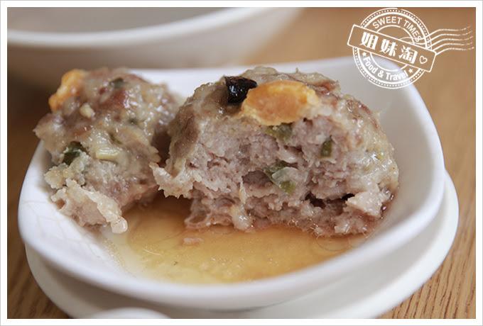 東坡鮮肉飯粉蒸肉