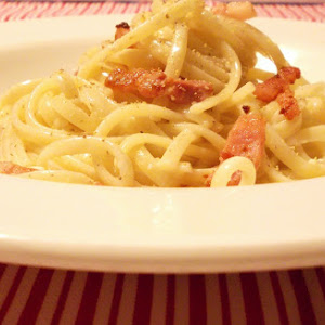 Carbonara Linguine