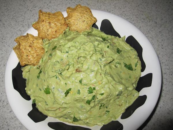 Good Ol' Tex Mex Guacamole Recipe