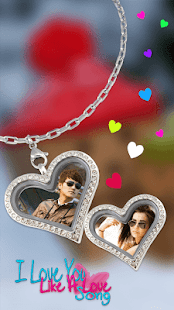 Love Lockets Photo Frames - náhled