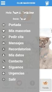 Club Mascodin screenshot 2