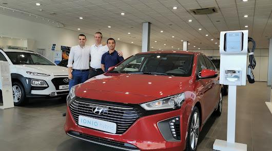 Hyundai Almerialva se suma a la II Marcha Ciclodeportiva Comarca de Níjar