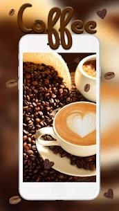 Hot cozy coffee Live wallpaper 1