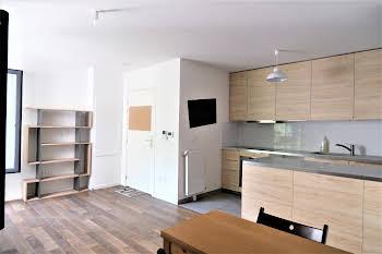Appartement meublé 2 pièces 37,7 m2