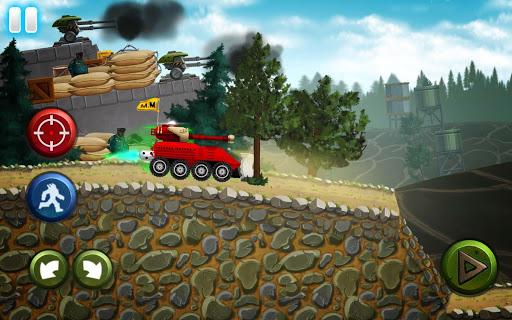Tankomatron War Robots: Transform Tanks into Bots 3.46 screenshots 8