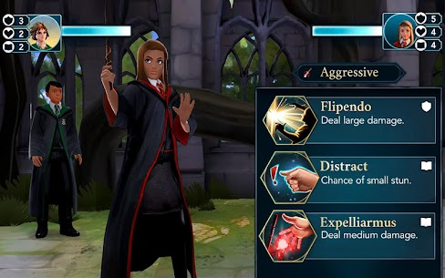 Harry Potter Hogwarts Mystery Mod 8