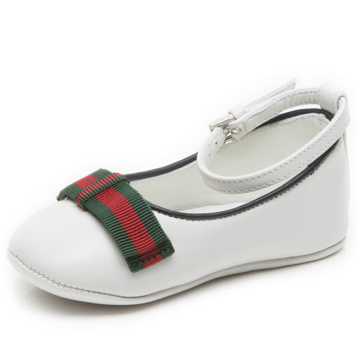 Thumbnail images of Gucci Baby Ballet Flat