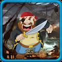 Pirates vs Monster lost island icon