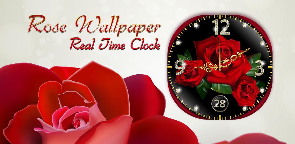 Descargar Fondo Reloj Rosa Animado Apk última Versión 30