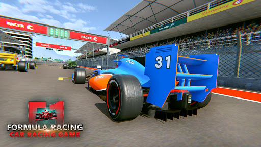 Car Racing Game : Real Formula Racing Adventure apklade screenshots 2