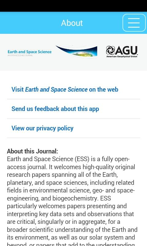 Earth and Space Science- screenshot