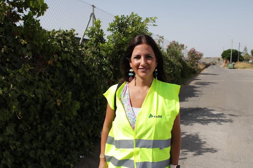 Inés Plaza, senadora del PSOE por Almería.