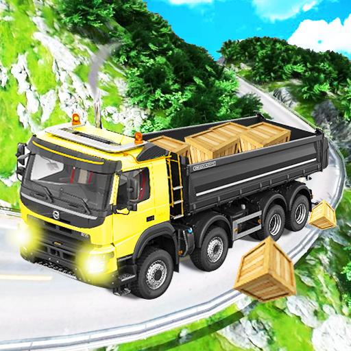 Offroad Cargo Truck Driver 3D