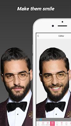 Face Change & Editor  Appのおすすめ画像1