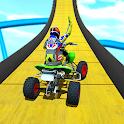 Extreme City ATV Quad Bike Racing Stunts Game icon