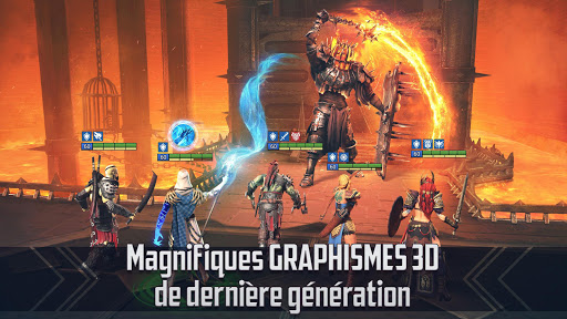 Code Triche RAID: Shadow Legends APK MOD screenshots 4