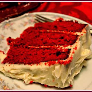 Southern Red Velvet Cake!