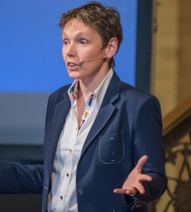 Eileen Mullan Tedx Future of Boardrooms