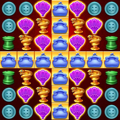 Jewels Free Puzzle
