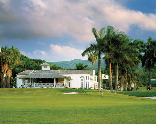 Book a round of golf at the gorgeous Half Moon Golf Club near Montego Bay, Jamaica.