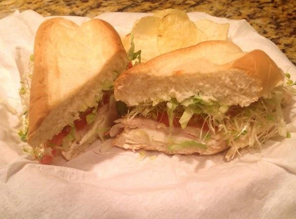 The Sunbird Sandwich Recipe