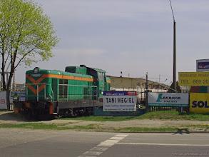 Photo: SM42-119 na bocznicy TCMB {Toruń Północny; 2004-04-23}