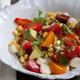 Avocado and Hearts of Palm Chop Chop Salad