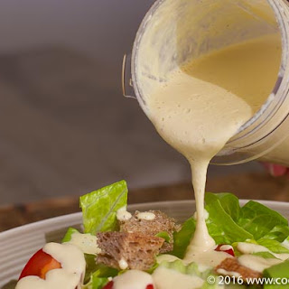 Homemade Salad Dressing Without Vinegar Recipes