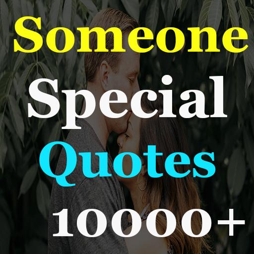 valentin nap egyedül idézetek Someone Special Quotes (10000+ Status) – Alkalmazások a Google Playen