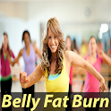 Belly Fat Burn Exercise icon