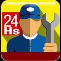 Mecánico24hs icon