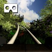 VR Mountain RollerCoaster (Google Cardboard) Android APK Download Free By Romale Game Studio