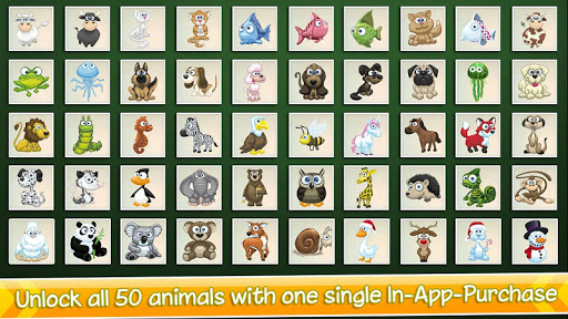 玩免費教育APP|下載Animal Puzzles for Toddlers app不用錢|硬是要APP