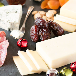 Very Merry Christmas Cheese Board