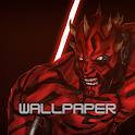 Star Wars Wallpaper free icon