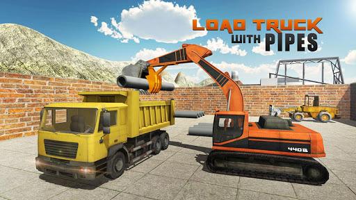 Heavy Excavator Simulator 2016  screenshots 2