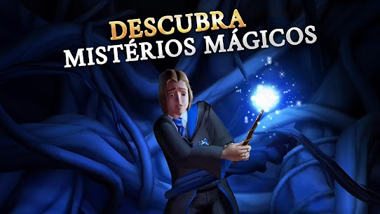 Harry Potter Hogwarts Mystery Apk Mod Dinheiro Infinito + MEGA MOD 4