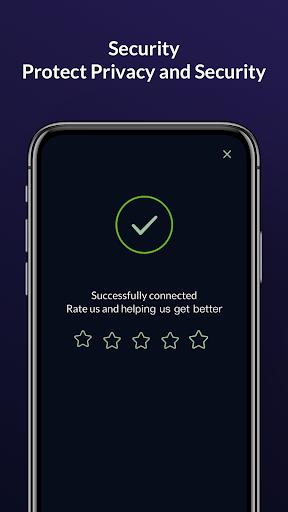 Super Fast VPN - Unlimited Free, Secure VPN Proxy screenshots 5