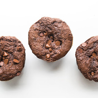 Copycat Costco™ Double Chocolate Muffins.