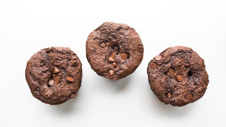 Copycat Costco™ Double Chocolate Muffins Recipe