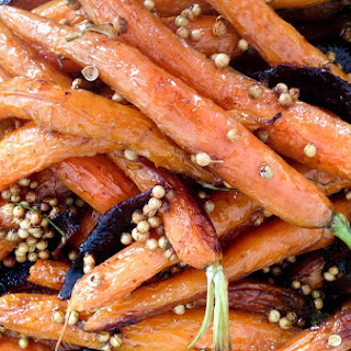 Coriander-Roasted Carrots