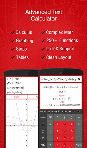 AutoMath Photo Calculator screenshot