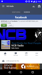 NCB Radio- screenshot thumbnail