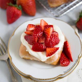 Strawberry Shortcake Doughnuts Recipe